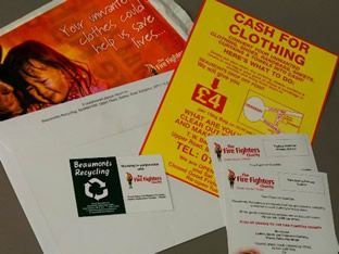 Beaumont Recycling Promotional Print