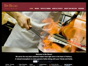 Biccari-website